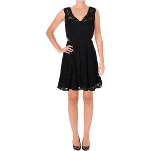NWT Aqua Lace V Neck Dress